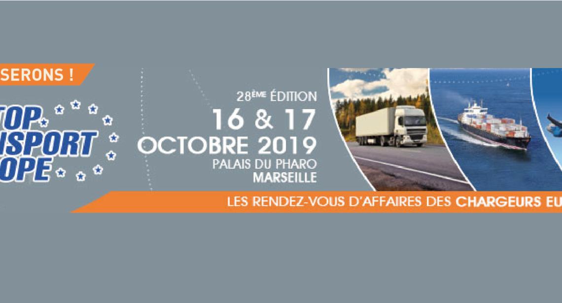 Top Transport Europe : l'événement incontournable de la supply chain